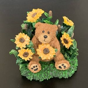 Boyds Bears Bubba Ray Resin Figurine